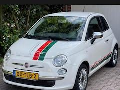 "Fiat 500 - 1.2 POP AUTOMAAT AIRCONDITIONING 15"" LMV CHROOMACCENTEN RADIO-CD STRIPING ELEKTRISCH PAKKE"